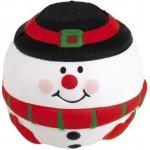 POTES Antistresový míček sněhulák