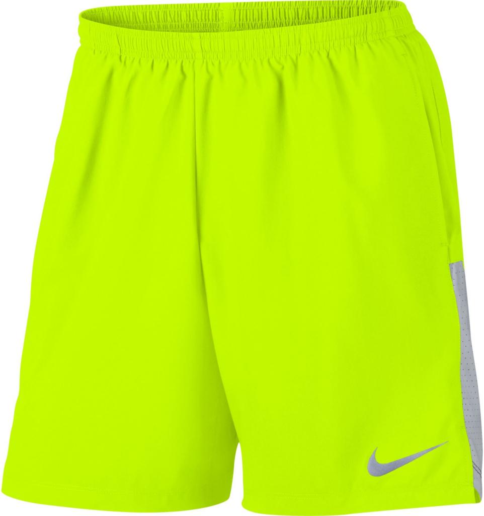 Nike FLEX CHLLGR short 7IN žluté 856838-702 od 560 Kč - Heureka.cz 757488c164c