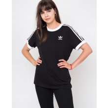 Adidas Essentials 3 Stripes Tee Multifunctional černá