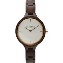 Weargepetto Luxusní dřevěné DAYBREAK W1/W