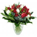 Love story z tulipánů