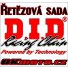 D.I.D Řetězová sada Honda XL 125 Varadero 01>