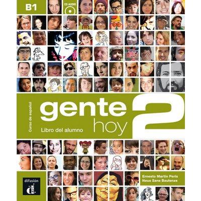 GENTE HOY 2 LIBRO DEL ALUMNO+CD