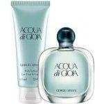 Giorgio Armani Acqua Di Gioia EDP 100 ml tělové mléko 75 ml pro ženy dárková sada