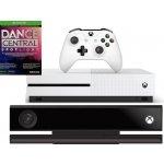 Microsoft Xbox One S 500GB se senzorem Kinect