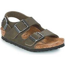 Birkenstock Sandály Dětské MILANO Zelená