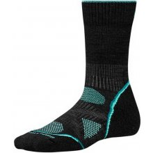 Smartwool W PhD Outdoor Light Crew charcoal