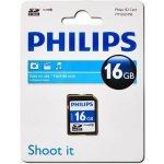 Philips SDHC 16GB class 10 FM16SD45B/10
