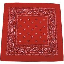 Bandana šátek červeno- bílý (M.F.H.) 41fe22c5b4