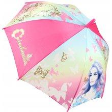 Disney Brand Dívčí deštník Popelka