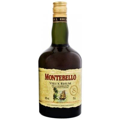 Montebello Vieux 8y 0,7 l