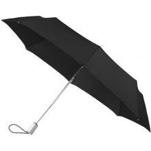 SAMSONITE Deštník Alu drop skládací automatický O/Cčerný (F81-09203)
