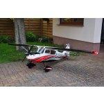 Pilot RC Decathlon scale 47% 4 580 mm 170ccm bílo/černo/červená