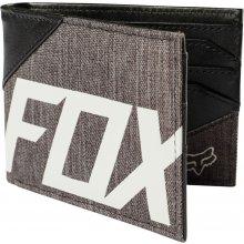 FOX Sidecar Mixed Pu Wallet Heather Black