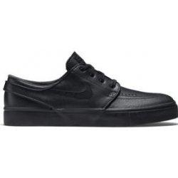 Skate boty Nike SB ZOOM STEFAN JANOSKI LEATHER Black Black-Black-An ba0ccf6a13