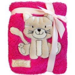 Růžová kočička
