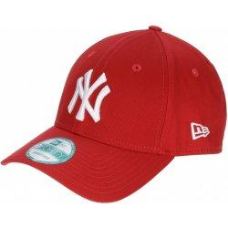 New Era 940 MLB League Basic NY červená   bílá. Kšiltovka ... cc4bd147e4