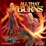 Chronicles of Frost: All That Burns