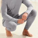 Blancheporte Spodní kalhoty šedý melír