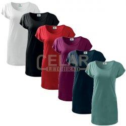 1df1e678591e Adler Love 123 tričko šaty dámské od 141 Kč - Heureka.cz