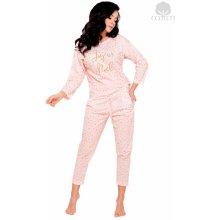 c15077c13a58 Taro Jurata dámské pyžamo s nápisem Joyeux noël růžová světlá