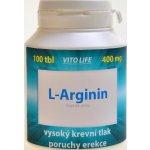 Vito Life L-Arginin 400 mg 100ks