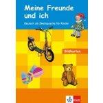 Meine Freunde und ich - němčina DaF pro děti obrazové karty