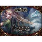 Hra na hrdiny The Dark Eye: Advantages and Disadvantages Card Pack