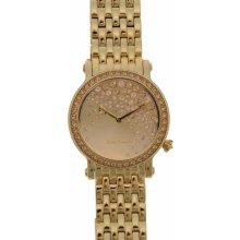 Juicy Couture LA Lux Watch Ld84 Gold