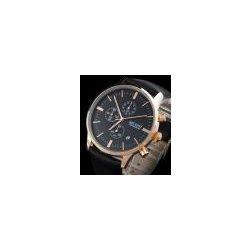 27e6e3f9eeb Megir Chronograph TLW11 Gold black od 1 599 Kč - Heureka.cz
