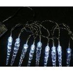 Vánoční LED osvětlení 10 rampouchů - vniřní