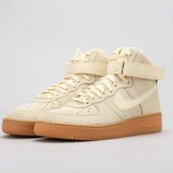 Suede High Med '07 Nike Brown Air 1 Muslin Gum Force Lv8 WIYD2eHE9