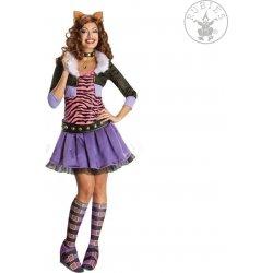 8eb49d64557 Clawdeen Wolf Monster High karnevalový kostým. Clawdeen Wolf Monster High