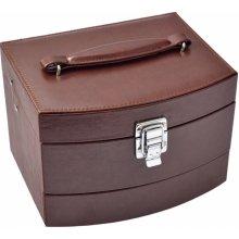 JK Box SP-250 A22N hnědá šperkovnice 3062f97e6c