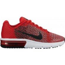 Nike Air Max Sequent 2 GS červená