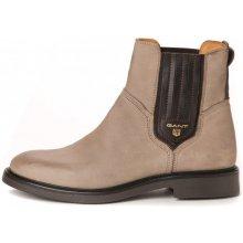 Gant dámská kotníčková obuv Ashley šedé