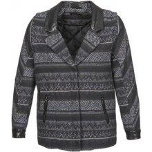 Color Block kabáty ALTONA černá