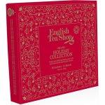 English Tea Shop Papírová kolekce Kolekce vánoční zima 96 pyramidových sáčků