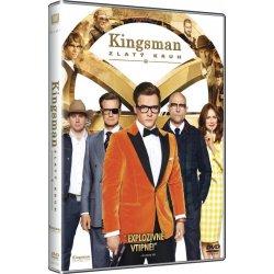 KINGSMAN: ZLATÝ KRUH DVD