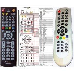 331552fc6 Dálkový ovladač General UPC DVBC Handan CV-5000 od 280 Kč - Heureka.cz