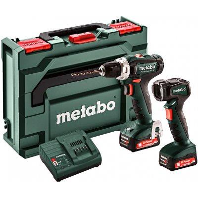 Metabo Set PowerMaxx BS 12 601036900