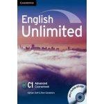 English Unlimited C1 CB + DVD