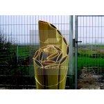 BAMBUS UMĚLÝ na plot 100% stínění 2x5m (cena/m2)
