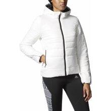 Adidas Padded JKT AP8673 dámská zimní bunda bílá