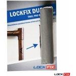 LOCKFIX DUO 2D epoxidový těsnicí tmel pro rychlé opravy 57g