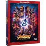Avengers: Infinity War 3D BD