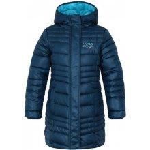 Loap Kabát dětský Urzika zimní tmavě modrý 9159eb7a2b