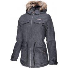 Erco Daronia dámská zimní bunda 17W2035MEL Melange