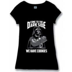 Dámská Trička Star Wars – Dámské tričko We have Cookies 270f1bc308