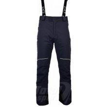 EA7 272278 02836 kalhoty lyžařské šedé pánské
